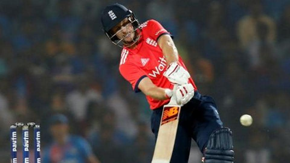 Joe Root was given out controversially by umpire C Shamshuddin in the Nagpur T20I as England lost the match by five runs.
