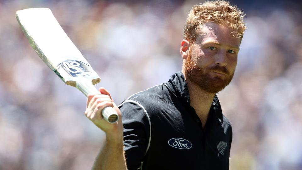 Martin Guptill,Martin Guptill Injury,New Zealand vs Australia