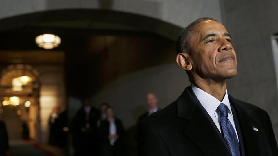 During his final press conference as president earlier this month, former US President Barack Obama listed a number of issues that might prompt him to return to the political fray.