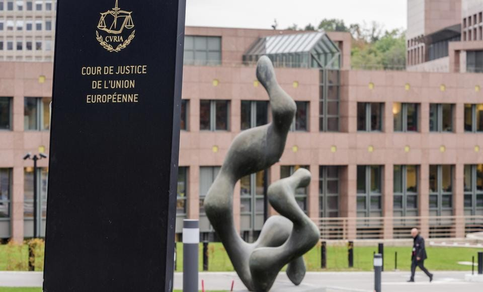 The European Court of Justice in in Luxembourg ruled that an asylum request can be rejected if the person seeking protection has links to a terrorist group.
