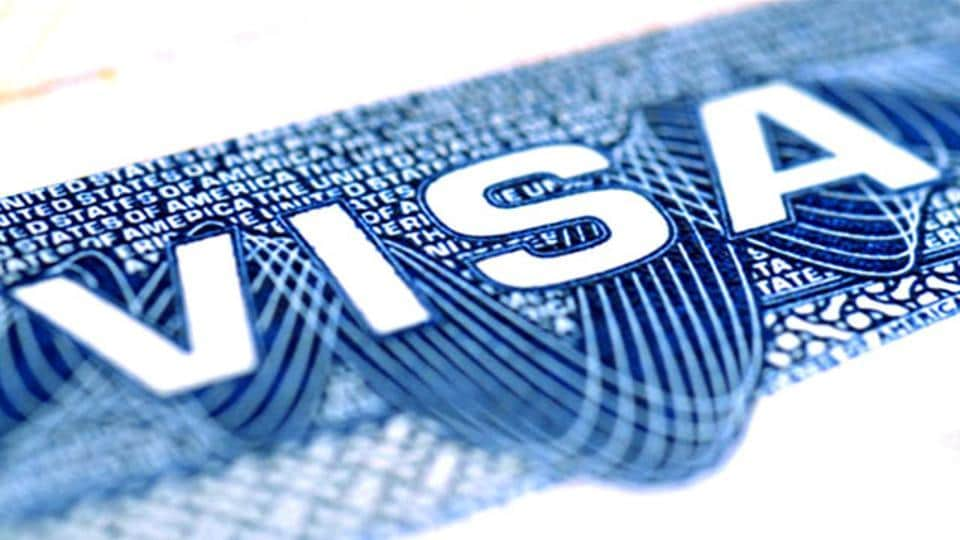 Two Indians from Kashmir were denied visa by the US embassy.