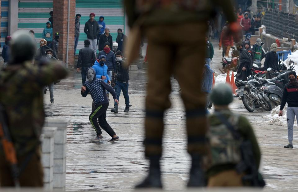 Mobile internet services on both prepaid as well as postpaid connections were suspended days after Wani was killed in an encounter in south Kashmir's Anantnag district on July 8. Protests rocked the Valley, and more than 90 civilians were killed and thousands injured.