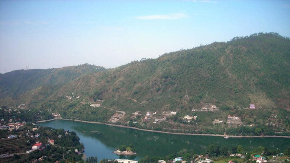 Uttarakhand,Bhimtal,Nainital