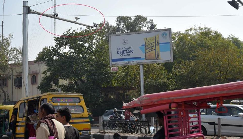 A smart traffic surveillance system will be in place in Jaipur soon.