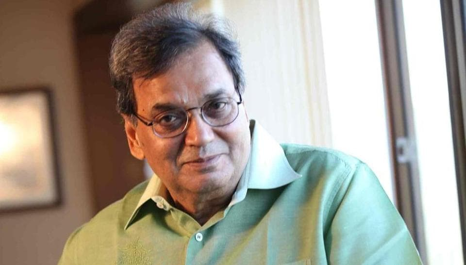 Subhash Ghai, who turned 72 this year, plans to start working on his  next Bollywood film soon.