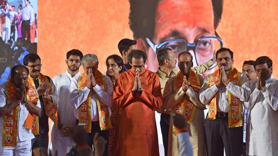Shiv Sena chief Uddhav Thackeray declared on January 26 that the party will contest all future elections without an alliance with another party (read BJP).