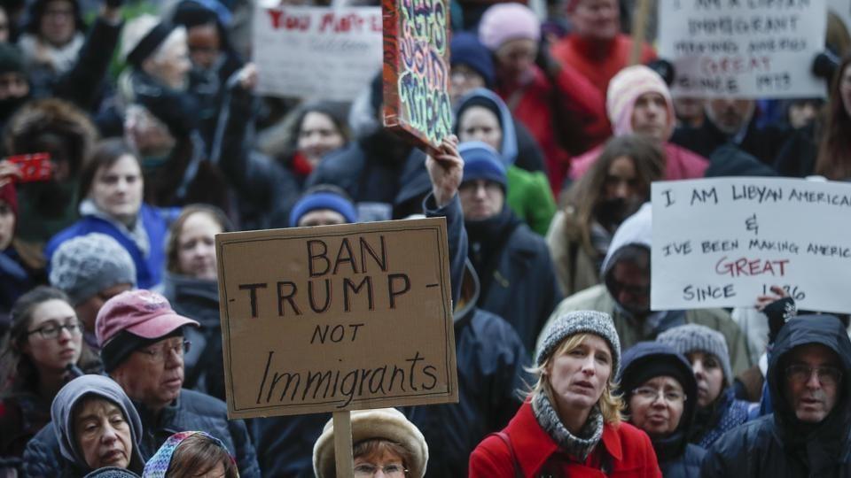 Immigration ban,Hindu-American Foundation,Republican Hindu Coalition