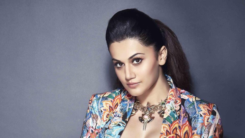 Taapsee Pannu,Fairness Creams,Pink