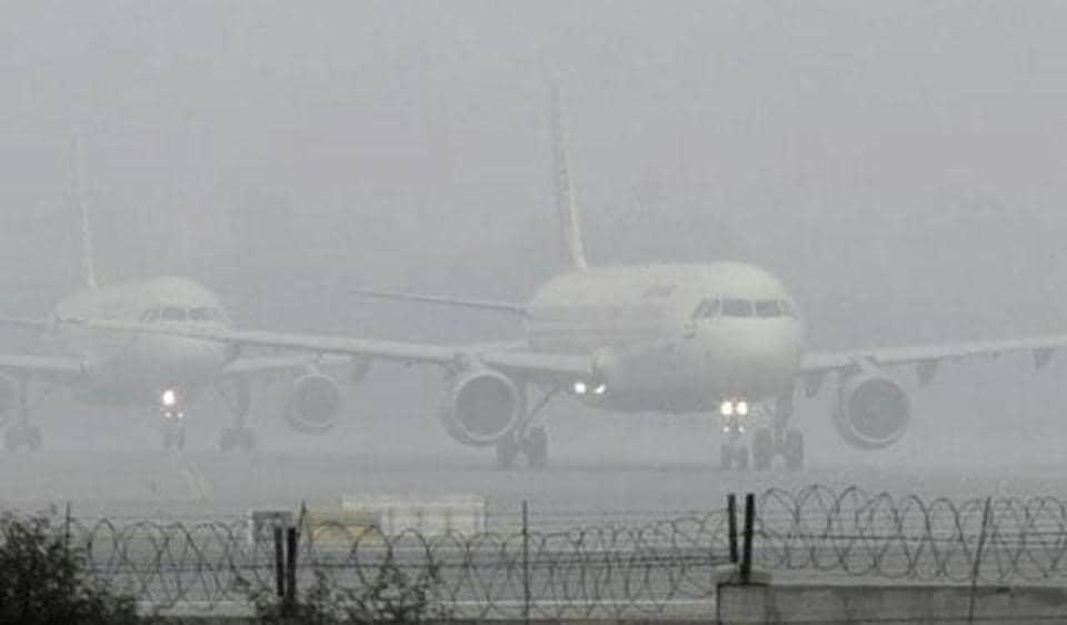 50 Flights delayed in Bengaluru Airport due to Heavy Fog