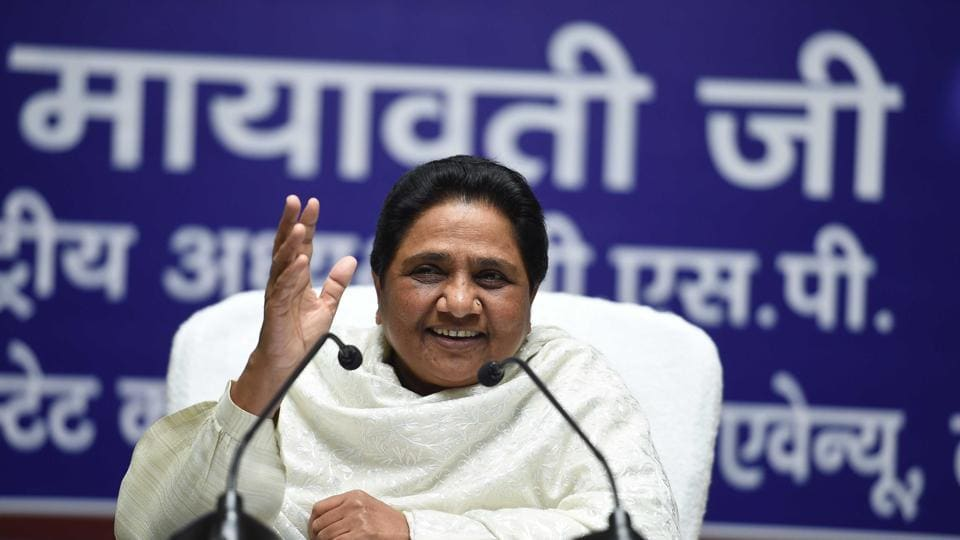 Mayawati is set to launch BSP's poll campaign in west UP by addressing public meetings in Meerut and Aligarh.