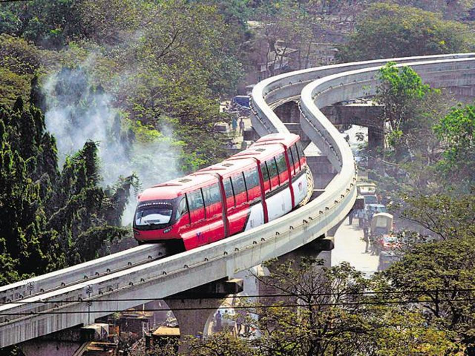 The Chembur-Wadala corridor, which was commissioned on February 1, 2014, has an average ridership between 18,000 and 19,000 passengers daily.