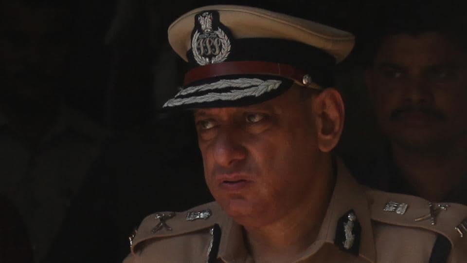 Known for his investigation skills, Rakesh Maria retires on Wednesday after 36 years of service in Maharashtra Police.(HT FILE)