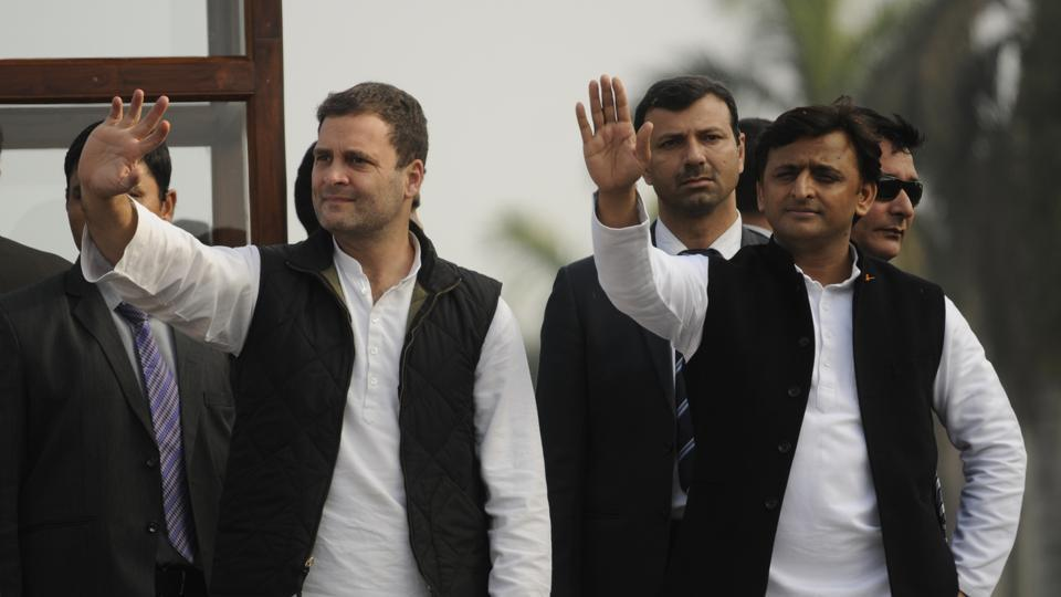 Rahul and Akhilesh's relationship is being put to test in a number of assembly constituencies as candidates of both the parties are contesting against each other there.