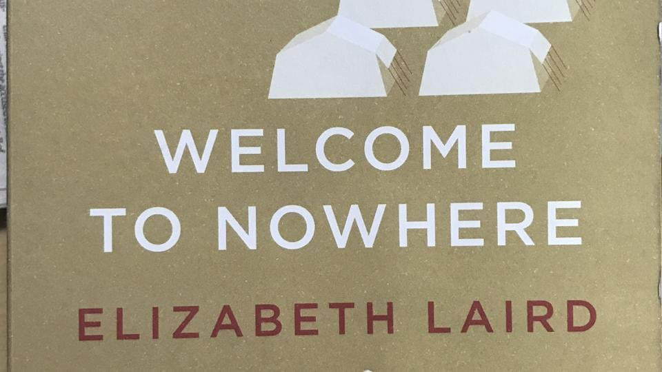 Book review,Elizabeth Laird,Welcome to Nowhere