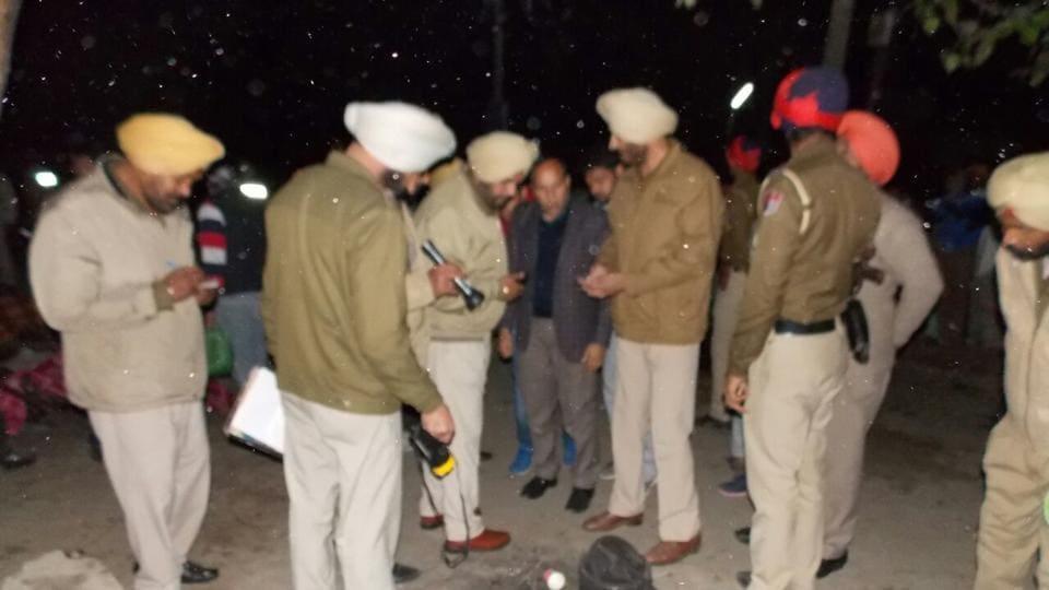 Maur blasts,Election Commission,Congress rally