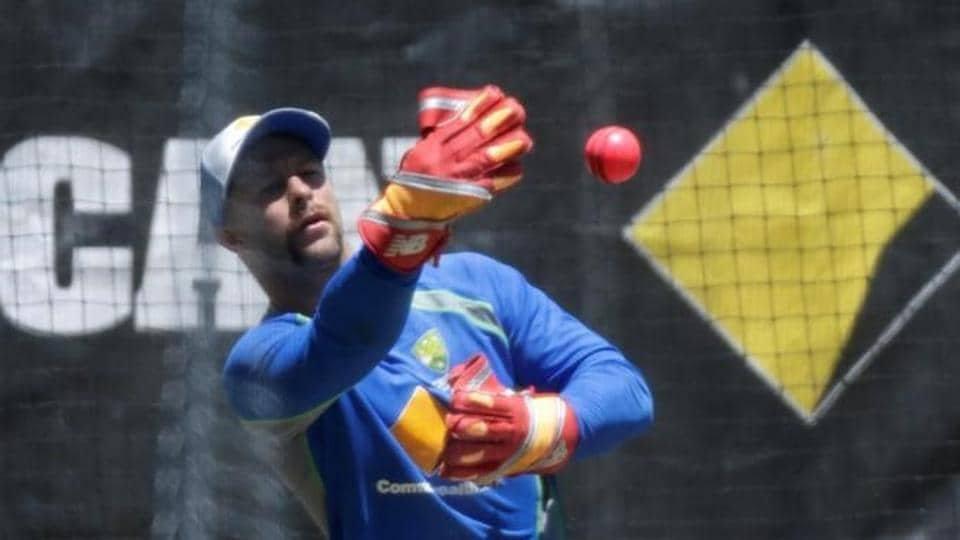 Matthew Wade, the skipper of Australia cricket team touring playing three ODIs vs New Zealand cricket team, had injured his back during training ahead of the first match.
