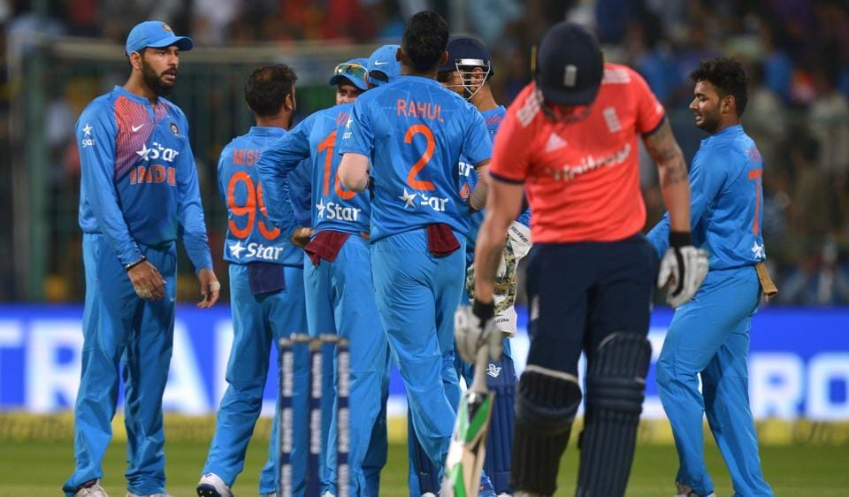 Live Cricket Score Of The Third India Vs England Twenty International Available Here India And