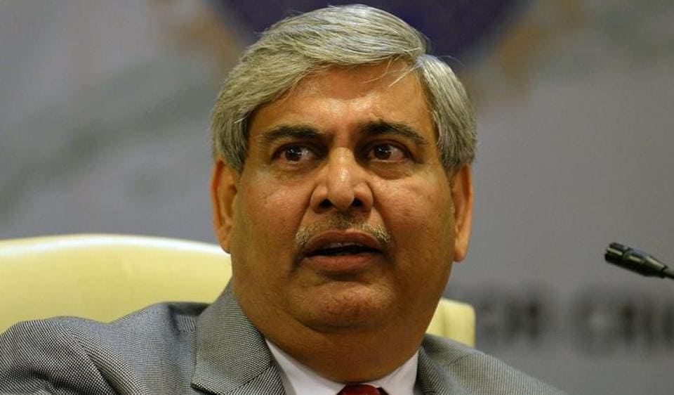 Shashank Manohar has advised the BCCI officials to embrace the current administrative changes