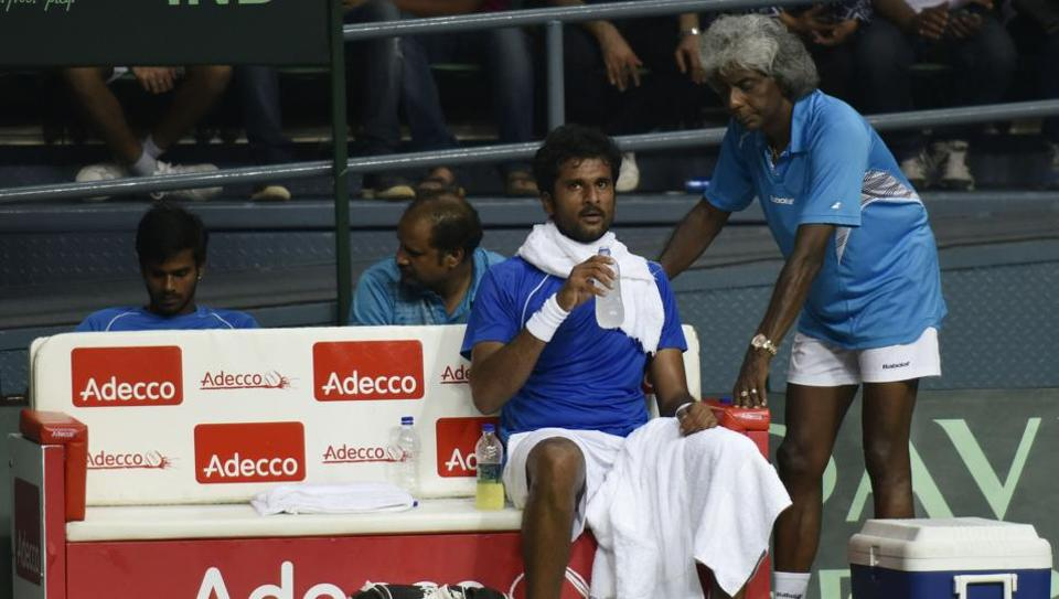 Davis Cup,Anand Amritraj,India vs New Zealand