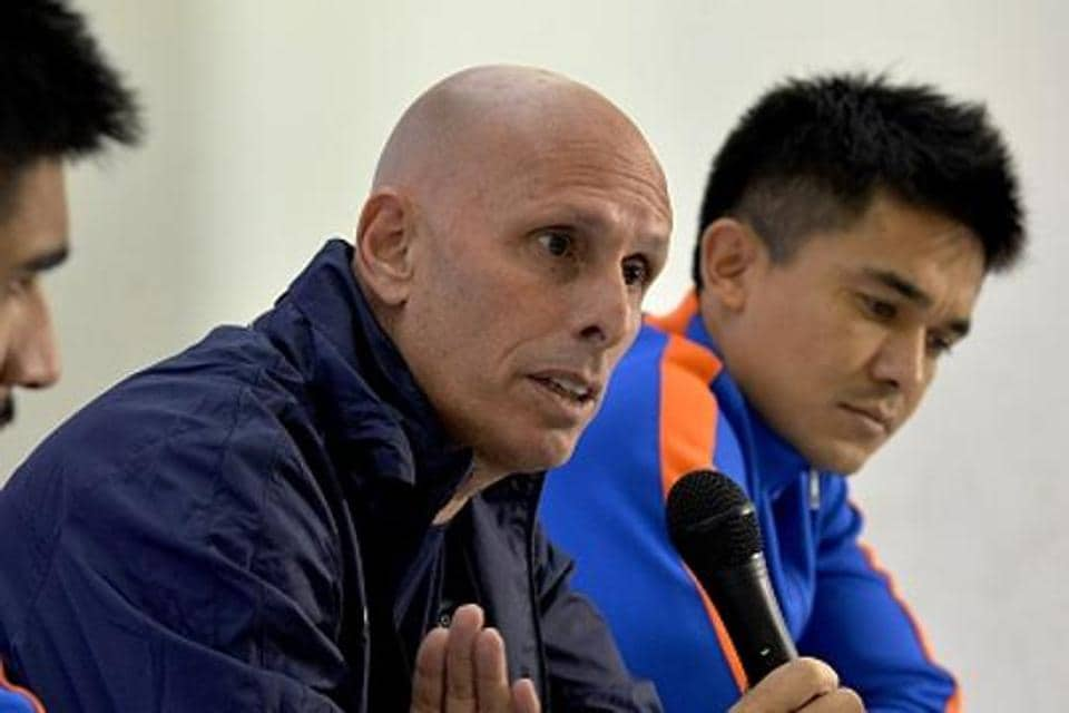 Stephen Constantine,Indian football,Indian national football team