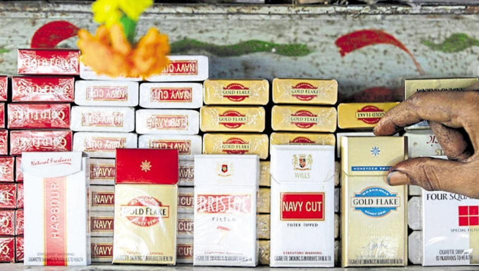 Finance minister Arun Jaitley announced an increased tax on tobacco products, but cut down the same for clean energy sources.
