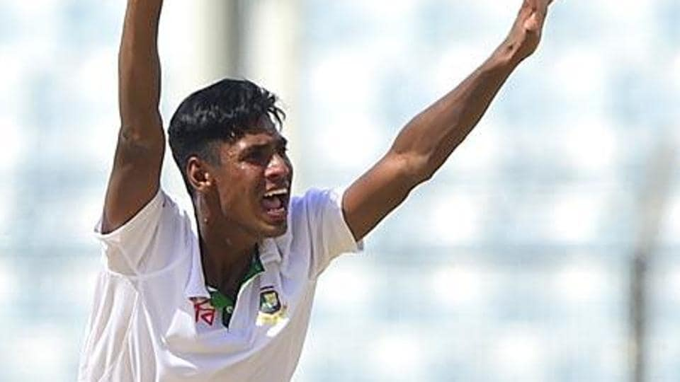 Mustafizur Rahman returned to the Bangladesh team for the tour of New Zealand but featured only in the limited-overs version.