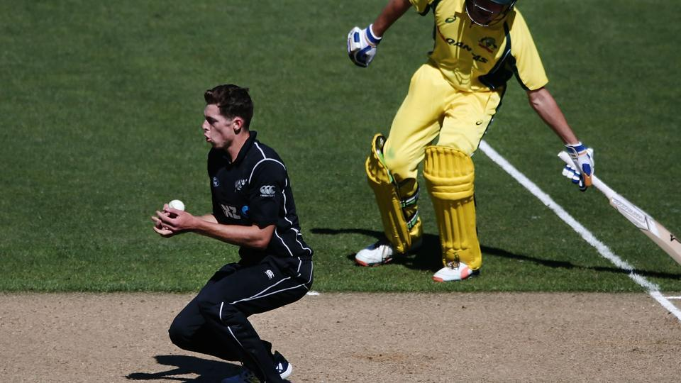 Mitchell Santner has urged New Zealand's bowlers to maintain pressure versus Australia ahead of the crucial Chappell-Hadlee encounter in Napier.