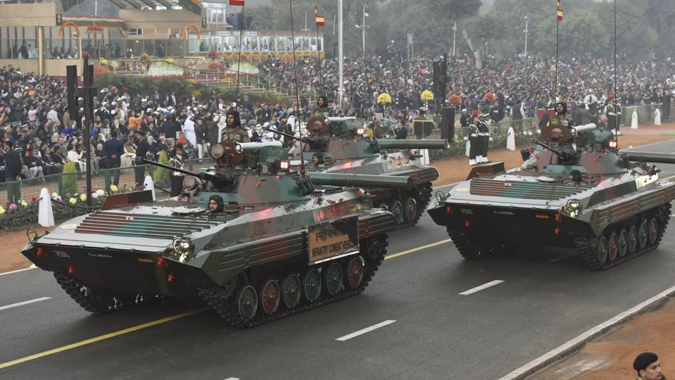 India's military spending has averaged an annual increase of around 10% during the last three years, much to the disappointment of the military that is struggling to scale up its capabilities.