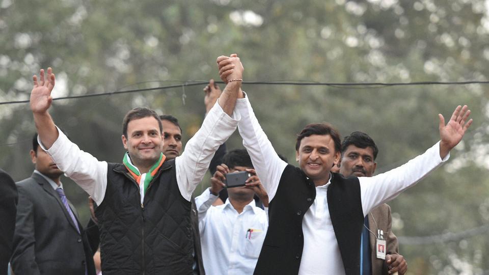 Narendra Modi,Akhilesh Yadav,Rahul Gandhi
