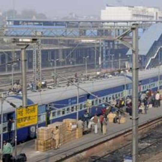 Pilot plants for environment friendly disposal of solid waste and conversion of bio-degradable waste to energy are being set up at New Delhi and Jaipur railway stations.