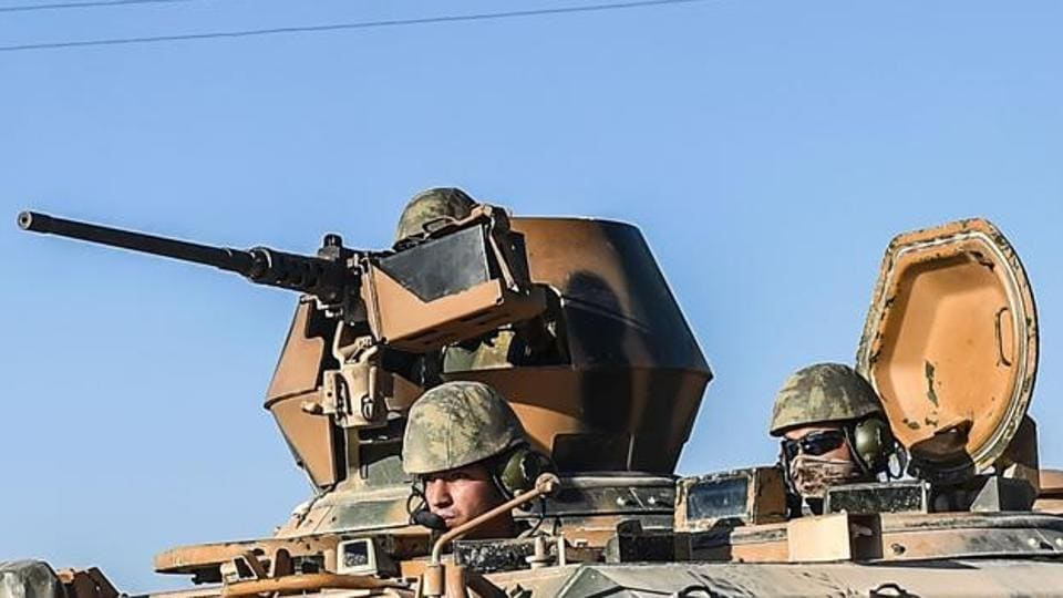 Syrian militias,Islamic State,Syrian Democratic Forces
