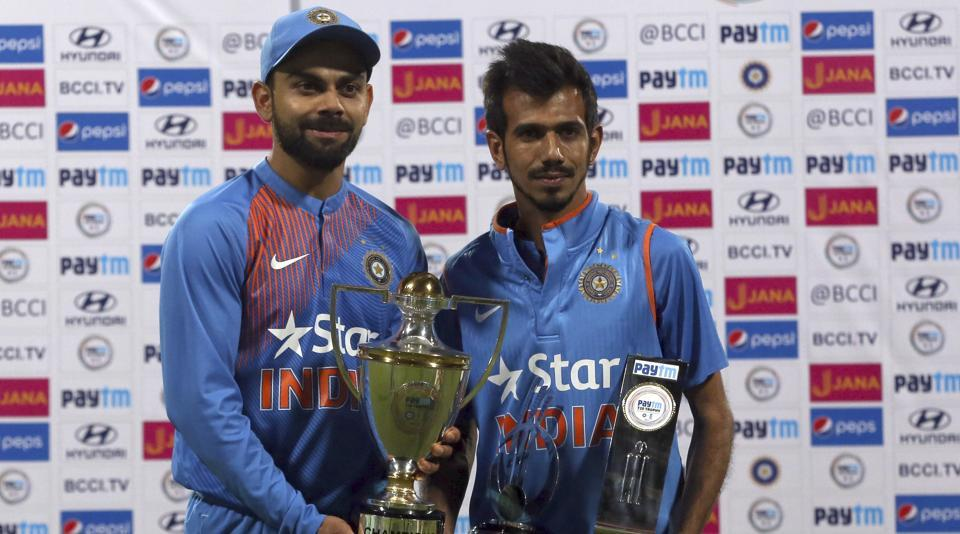 Yuzvendra Chahal picked up 6/25, the best haul by an Indian bowler in T20Is as Virat Kohli remained undefeated as captain after a thumping 75-run win over England at the M Chinnaswamy stadium.