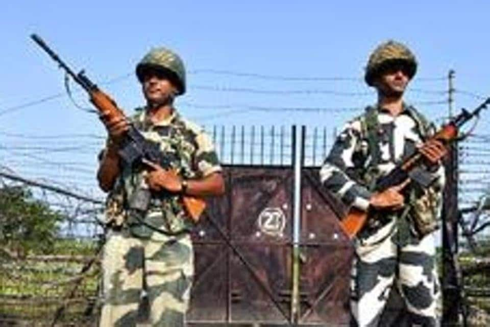 BSF is the country's largest norder-guarding force and has a work force of 2.5 lakh personnel.