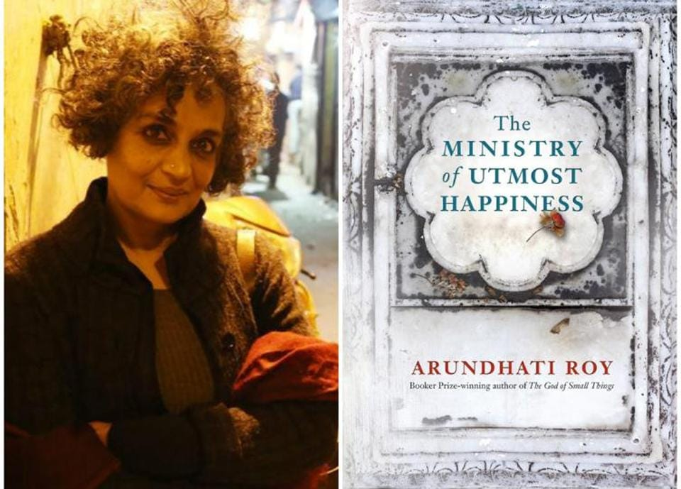 Arundhati Roy,Arundhati Roy Second Book,The Ministry of Utmost Happiness