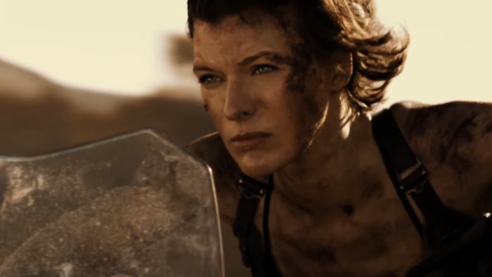 Resident Evil The Final Chapter Movie Review Like Being Eaten To Death By Zombies Movie Reviews Hindustan Times