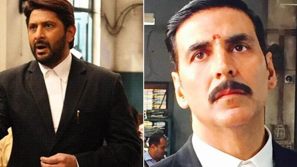 Akshay Kumar steps into the shoes of Arshad Warsi with Jolly LLB 2.