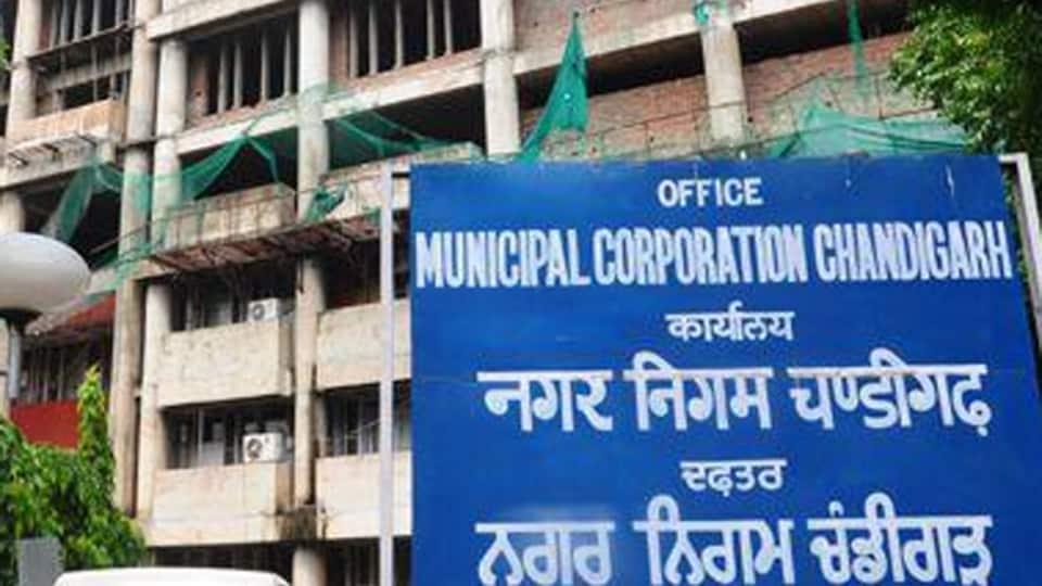 Chandigarh,municipal corporation,Union budget