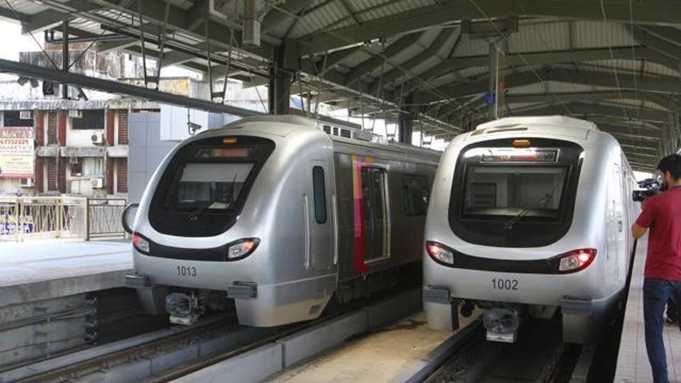 Mumbai,Metro phase 4,Wadala-Ghatkopar-Thane-Kasarvadavali