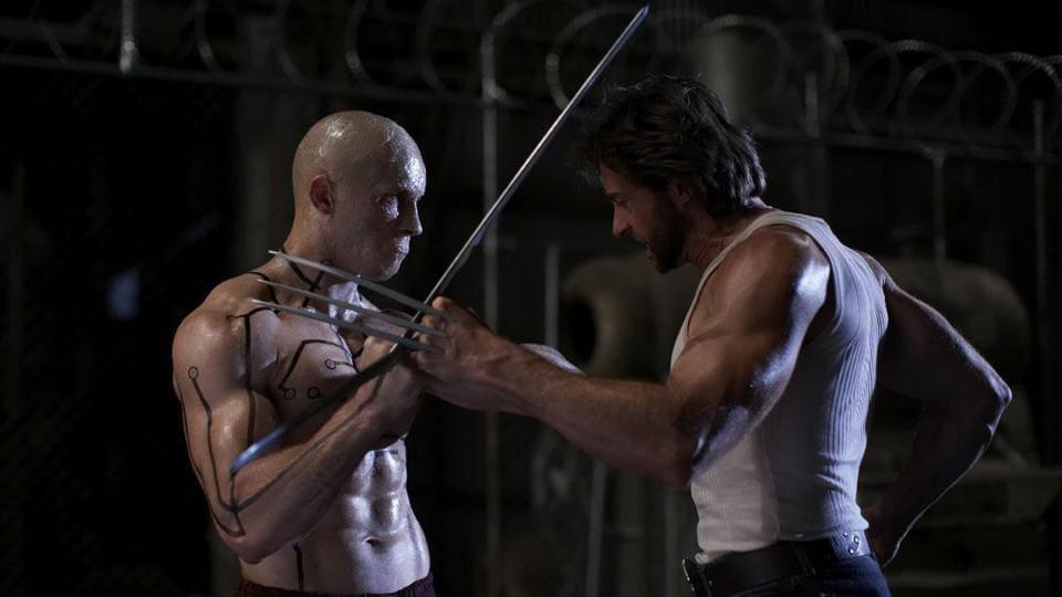 Deadpool,Wolverine,Logan