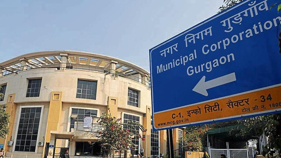 The Municipal Corporation of Gurugram has said the chunk of land released by former deputy commissioner Gurgaon TL Satyaprakash to individuals of Gwalpahari belongs to it as per the records.