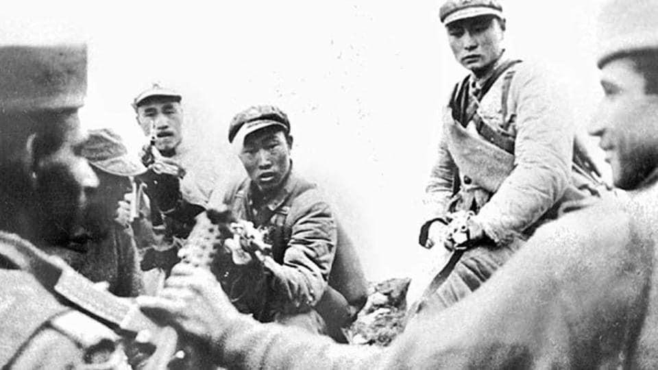 India China war,1962,Wang Qi