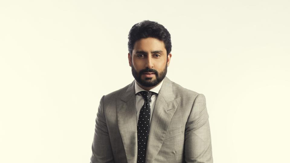 Fuss-free, articulate and disarmingly charming, Abhishek Bachchan loves his suits