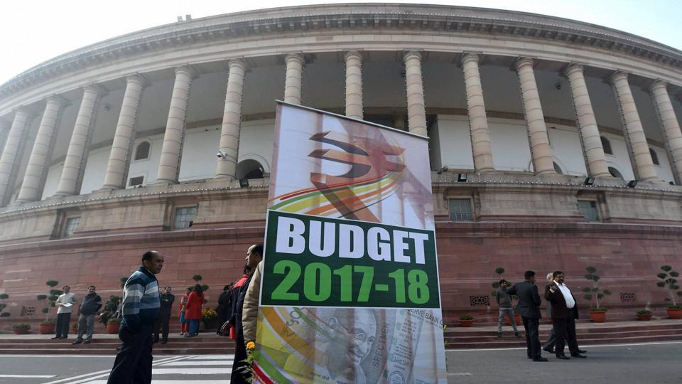 Budget 2017,Union budget,Newspaper