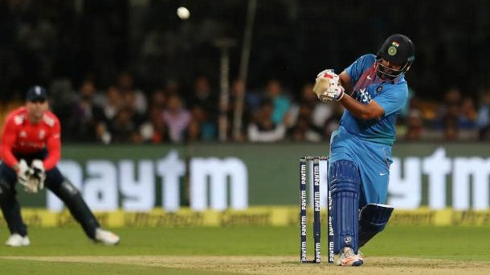 Suresh Raina smashed his first fifty against England but during the course of his knock, one of the sixes injured a six-year-old fan.