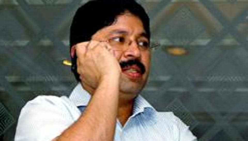 Former Union minister and DMK leader Dayanidhi Maran, an accused in the Aircel-Maxis case, has been discharged by a Delhi court. (File Photo)