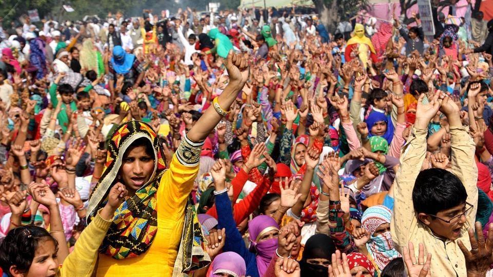Haryana Jat stir