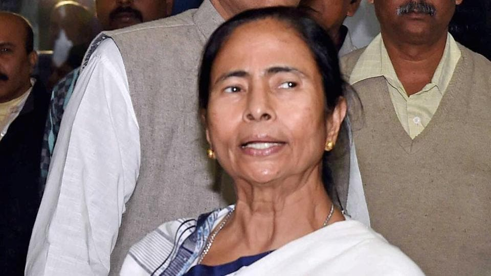 West Bengal chief minister Mamata Banerjee wasn't pleased with the budget announcements on Feb 1 .