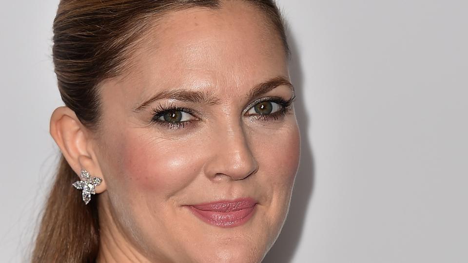 Drew Barrymore attends the premiere Netflix's Santa Clarita Diet at ArcLight Cinemas Cinerama Dome on February 1.