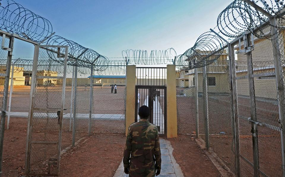 The five Indian, who had been in prison since 2013, were released by a presidential pardon, on account of the persistent efforts of the Ministry of External Affairs and the Indian High Commission in Accra, Ghana.