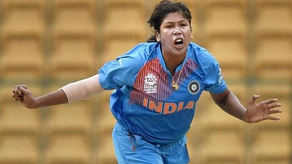 Jhulan Goswami was ruled out of the Women's World Cup qualifiers due to injury.